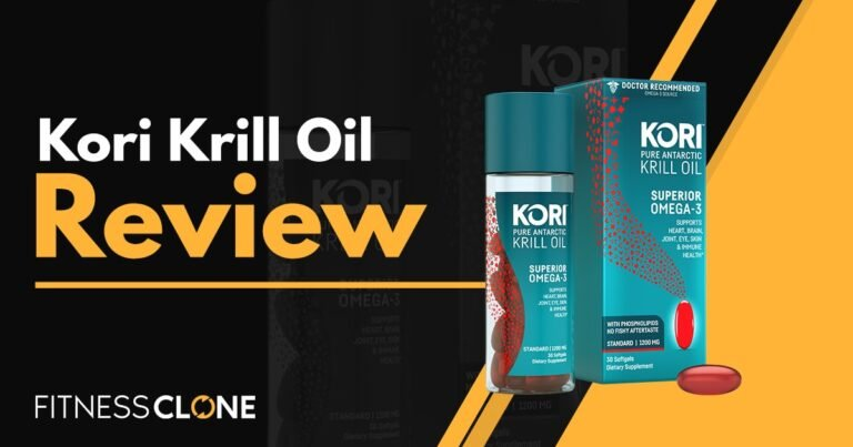 Kori Krill Oil Review – Is This The Right Supplement For You?