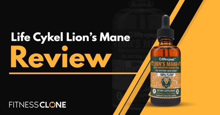 Life Cykel Lion's Mane Review – How Functional Are These Liquid Mushrooms?
