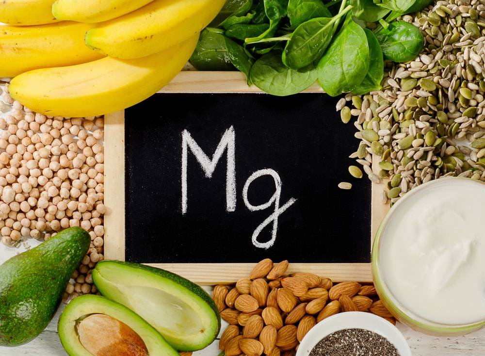 Magnesium For Food Sources