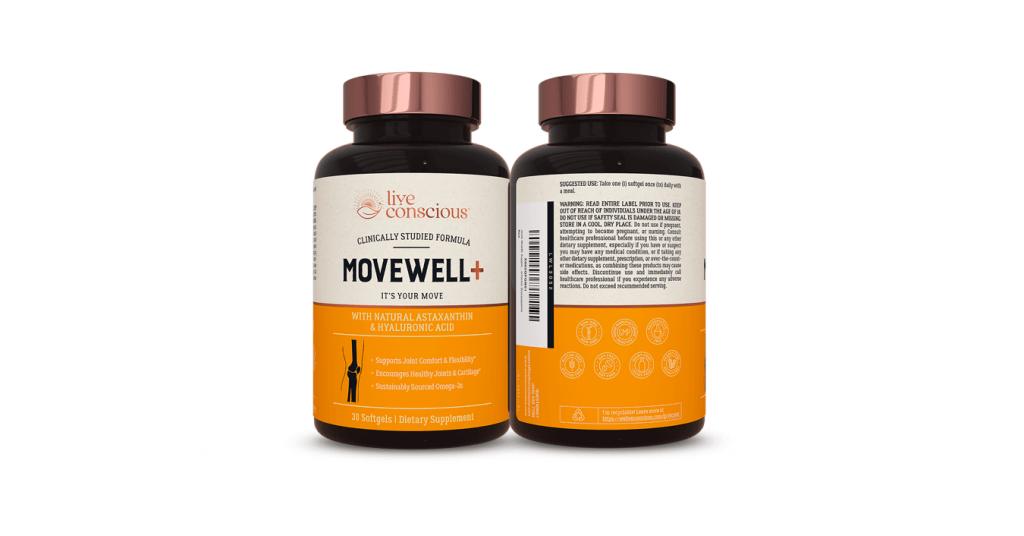 MoveWell Bottle