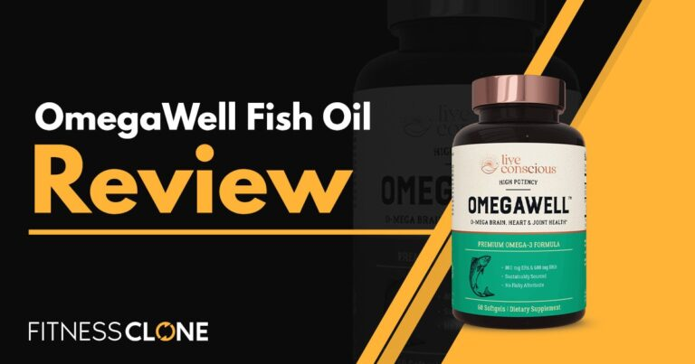 OmegaWell Fish Oil Review  – Is This LiveWell Supplement Worth The Price?