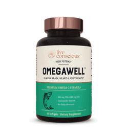 OmegaWell Fish Oil