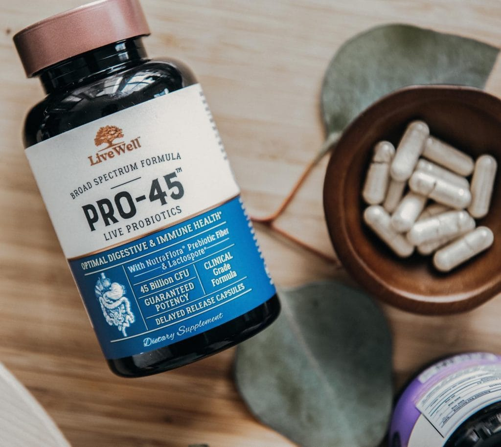 Pro-45 Supplement