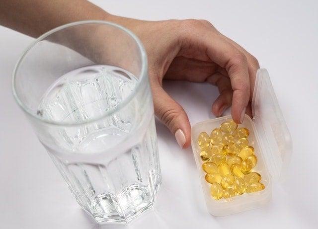 Probiotic Gel Capsules
