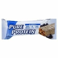 Pure Protein blueberry bars