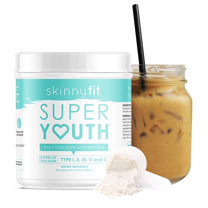 SkinnyFit's Super Youth Multi-Collagen Peptides