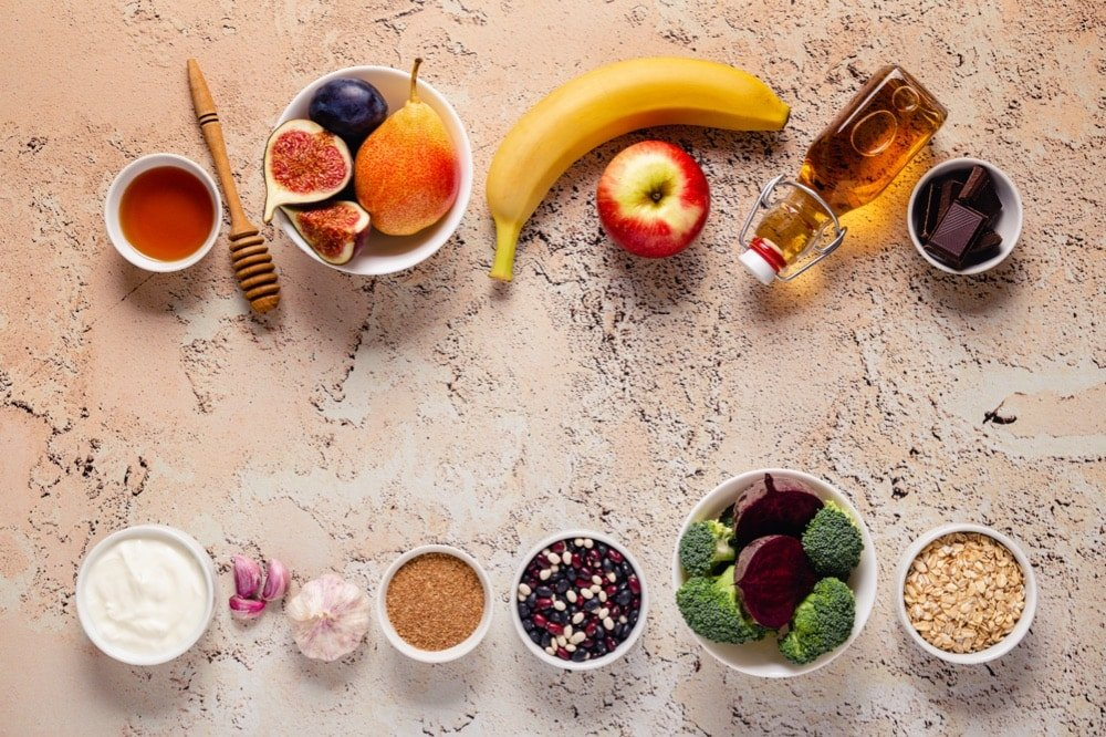Sources of Digestive Enzymes and Probiotics