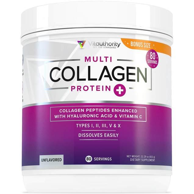 Vitauthority's Multi Collagen Protein