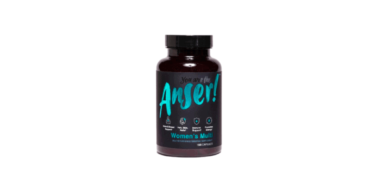 Anser Vitamins Review – A Look At Their Women's Multivitamin