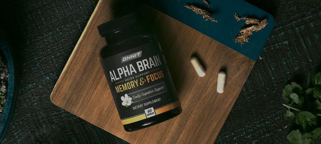 Alpha Brain Supplement
