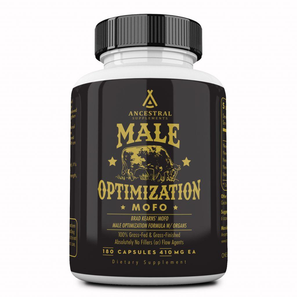 Alternative to Total Balance Men's Premium-Ancestral Supplements