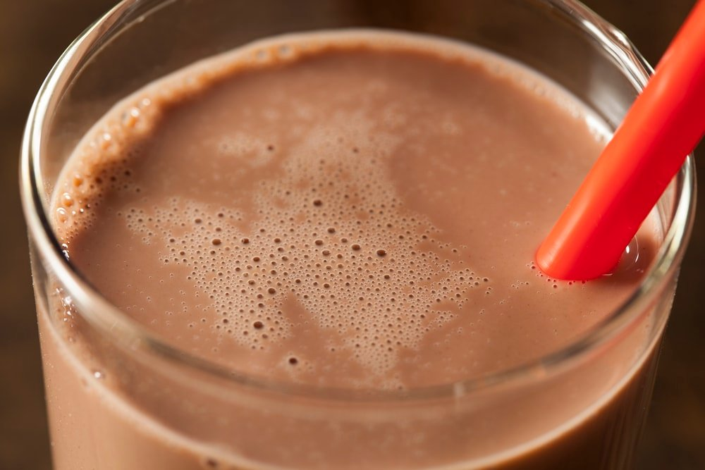 Chocolate Milk For Protein