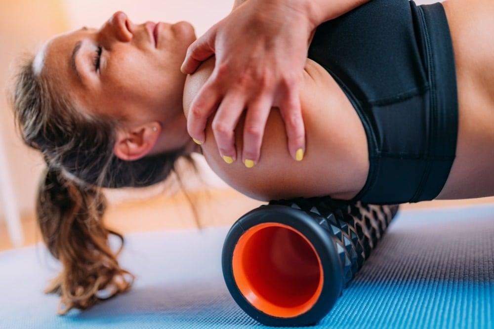 Foam Rollers-relieve back pain