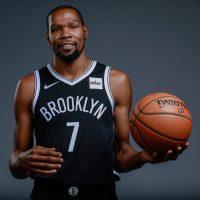 KD NBA Basketball