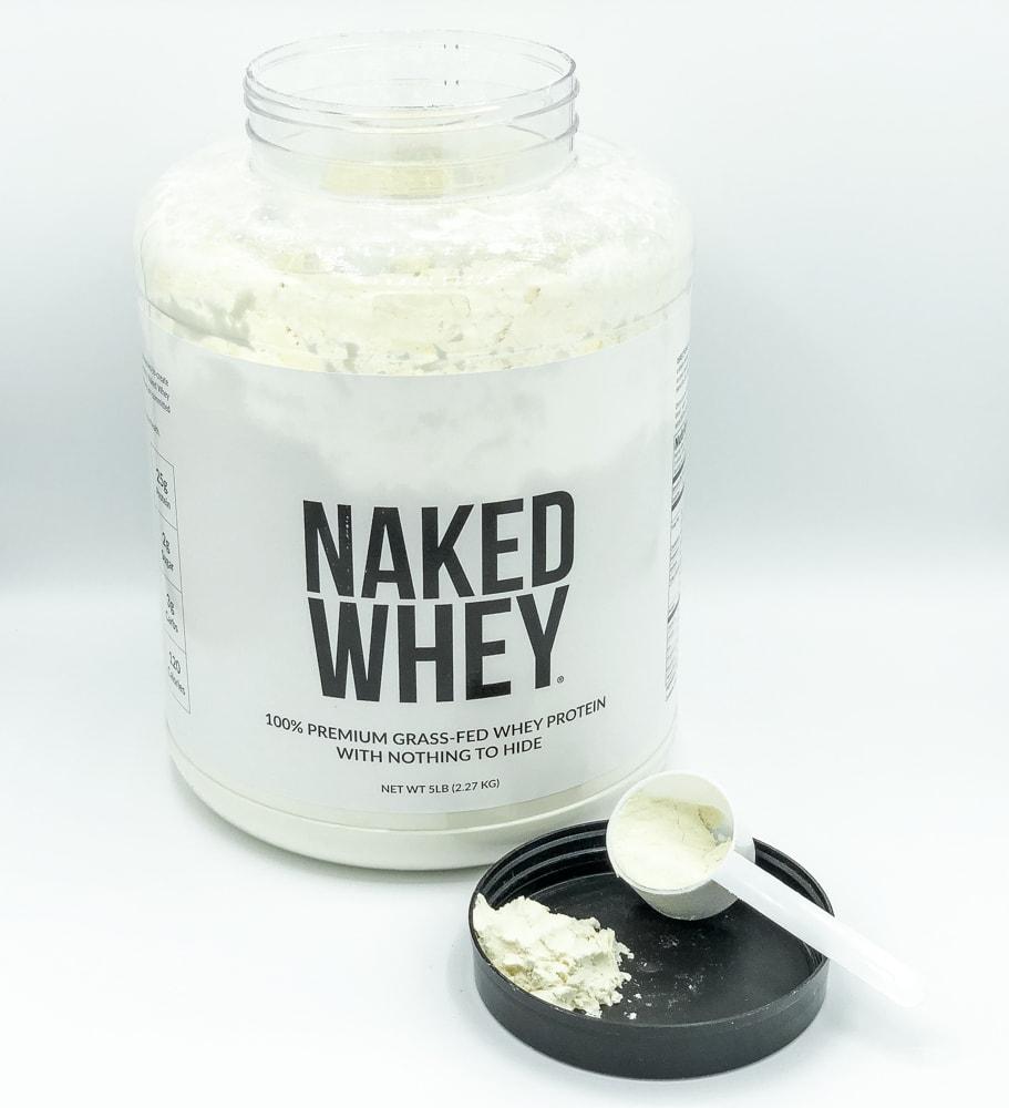 Naked Whey Powder