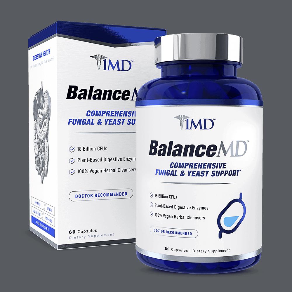 Supplement for Gut Health-BalanceMD