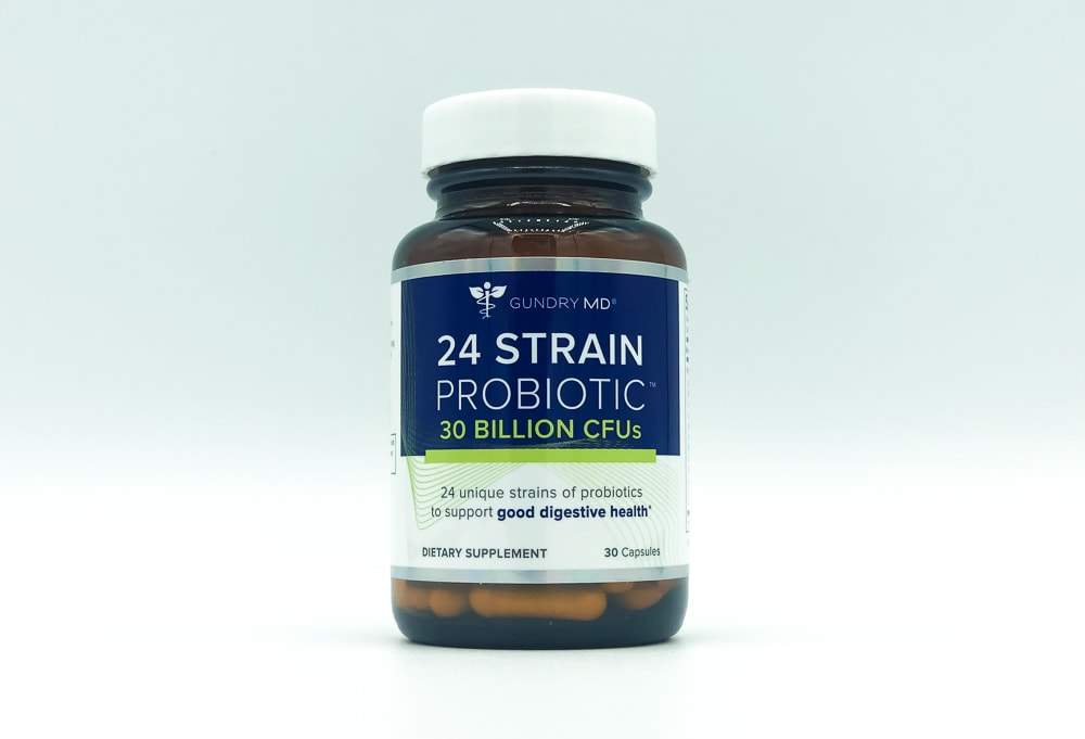 24 Strain Probiotic by Gundry MD