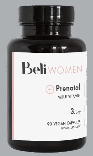BeliWomen Prenatal Multivitamin
