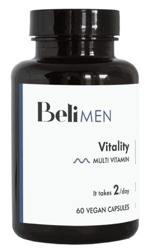 BeliMen Vitality Supplement