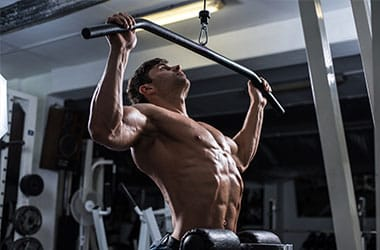 Bulking Stack Supports high-powered workouts