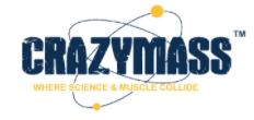 CrazyMass Logo