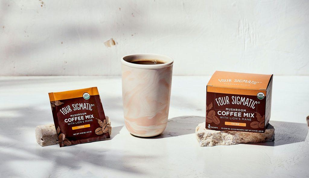 Four Sigmatic Mushroom Coffee