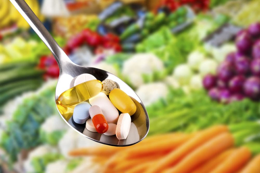 Fruit and Vegetable Supplements