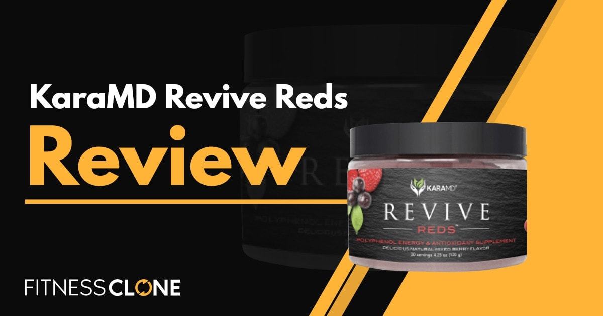 KaraMD Revive Reds Review