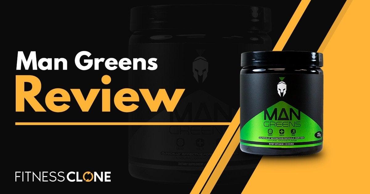 Man Greens Review