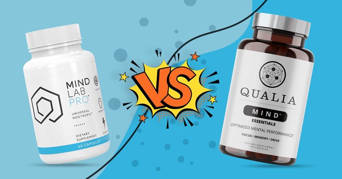 Mind Lab Pro vs Qualia Focus