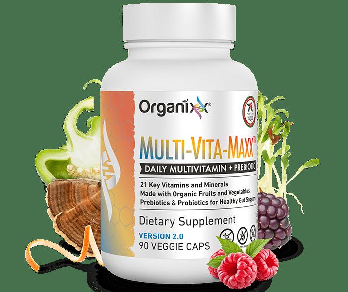 Multi-Vita-Maxx by Organixx