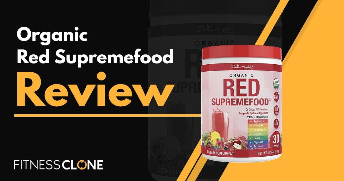 Organic Red Supremefood Review