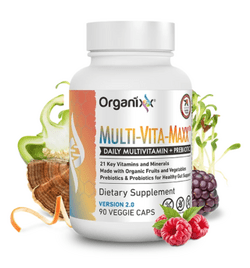 Organixx Multi-Vita-Maxx