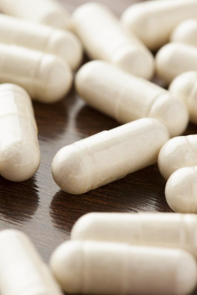 Probiotic Pill Capsules
