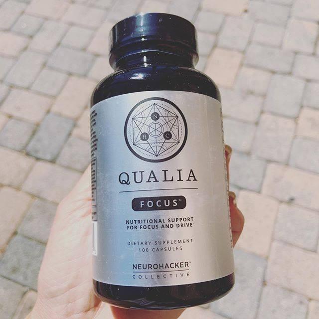 Qualia Focus for focus and drive