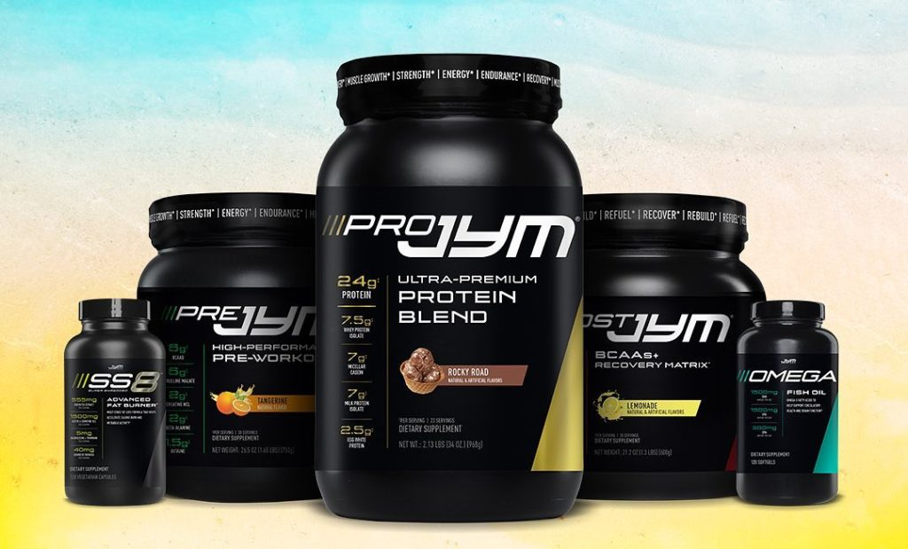 Stacking Pre JYM with Other Stoppani Products