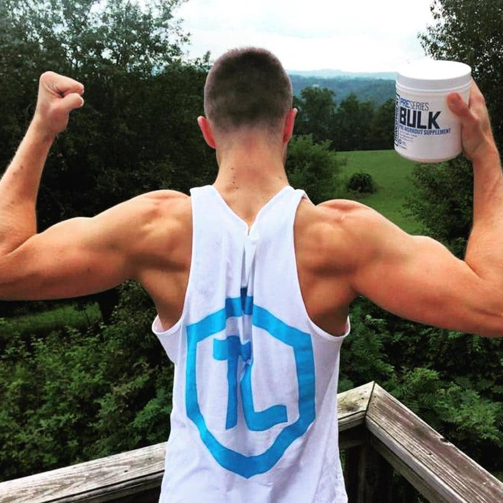 Transparent Labs Bulk For Pre-Workout Energy