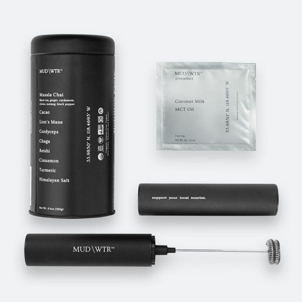 MUD/WTR Ingredients