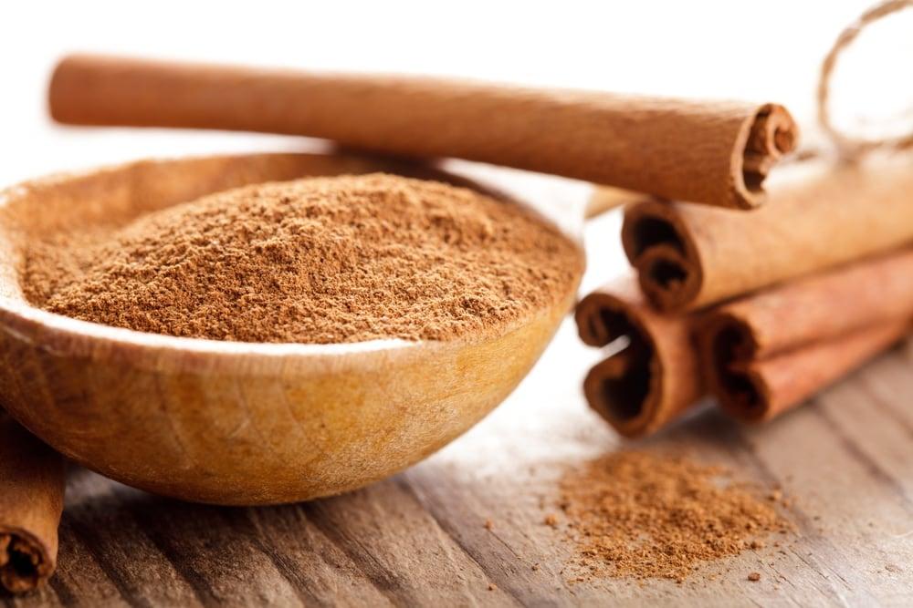 Ageless Brain Organic Cinnamon