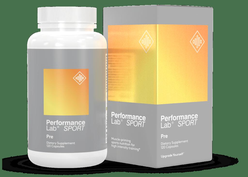 Alternative to Powher Pre-Workout - Pre by Performance Lab