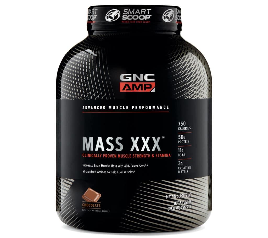 Alternative to Total Mass Matrix Supplement-Mass XXX by GNC AMP