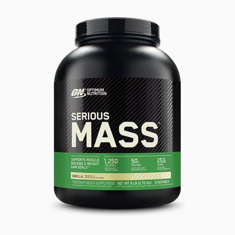 Alternative to Total Mass Matrix Supplement-Serious Mass by Optimum Nutrition