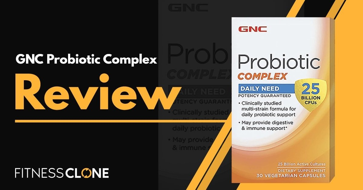 GNC-Probiotic-Complex-Review