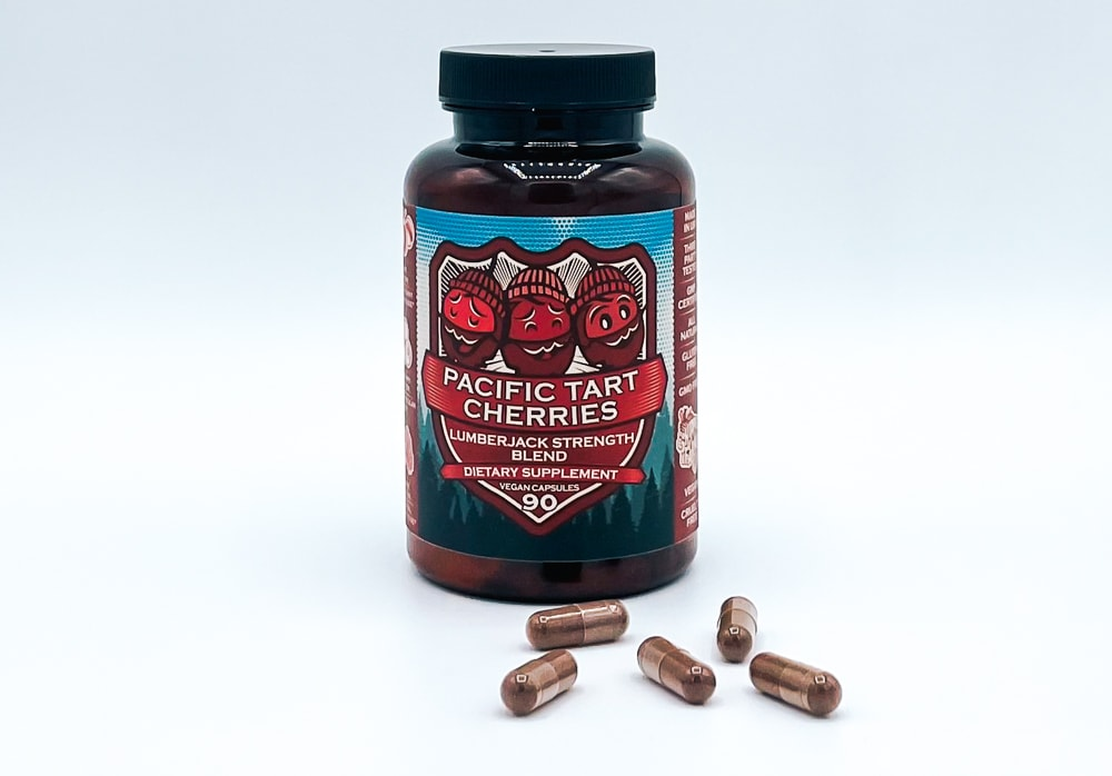 Hippie Farms Tart Cherry Supplement