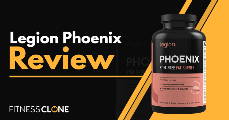 Legion Phoenix Review – Is This All-Natural Fat Burner Worth Using?