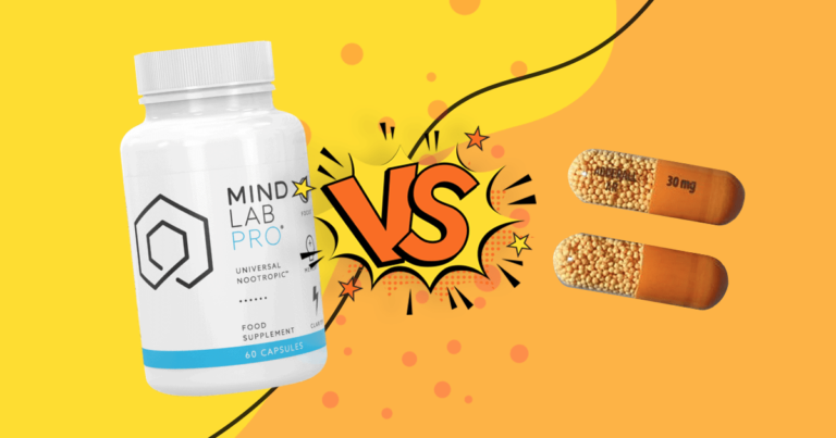 Mind Lab Pro Vs. Adderall – Which Brain Supplement Is The Best Choice?