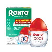 Rohto Ice Redness Relief Eye Drops