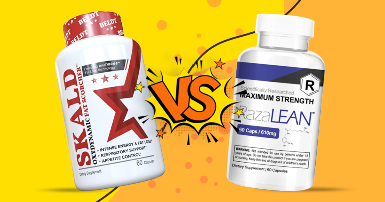 Skald Vs. RazaLEAN – Which Supplement Burns Fats Faster?
