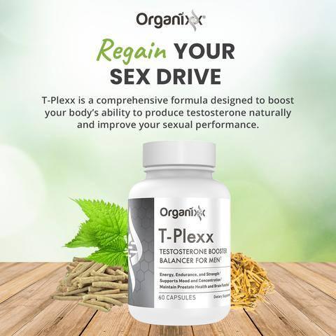 T-Plexx-Helps Regain Sex Drive