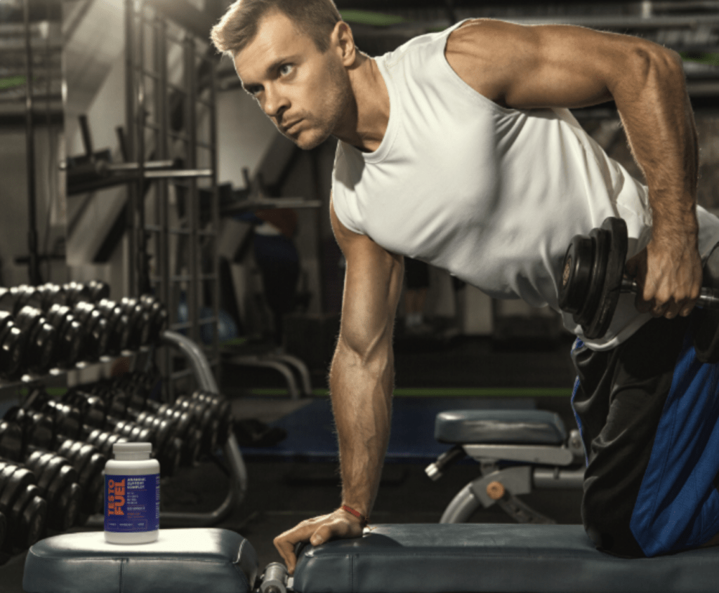 Testofuel-Muscle Building Support